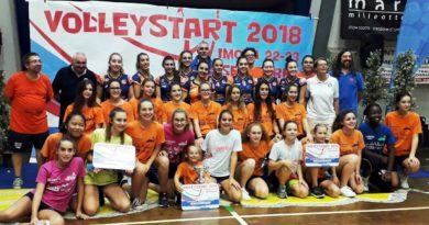 Torneo Volleystart 2018