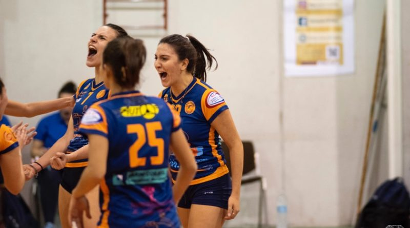 Cadeo infortunata cede contro RMVolley#1