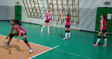 [U14](G9 – 2^ Fase) Rota Ardavolley Fiore – Carpaneto Volley 0-3