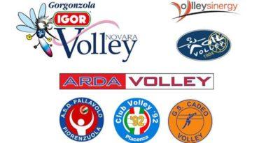 """ArdaVolley entra nel """"Progetto Sinergy"""" di Igor Volley Novara"""